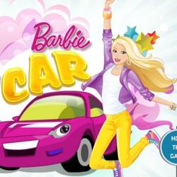 barbie games car